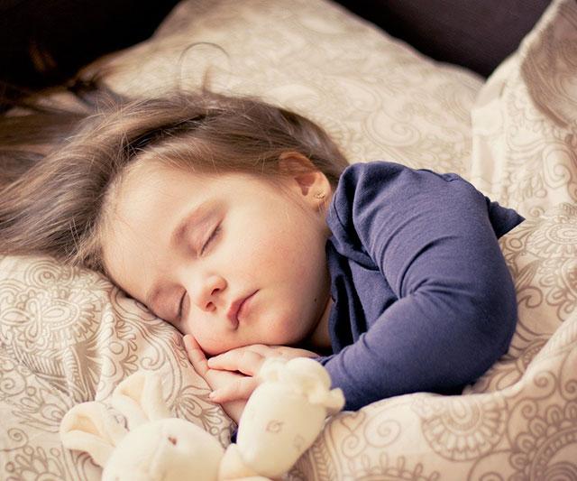 Якасны сон паходзіць з тканіны матраца