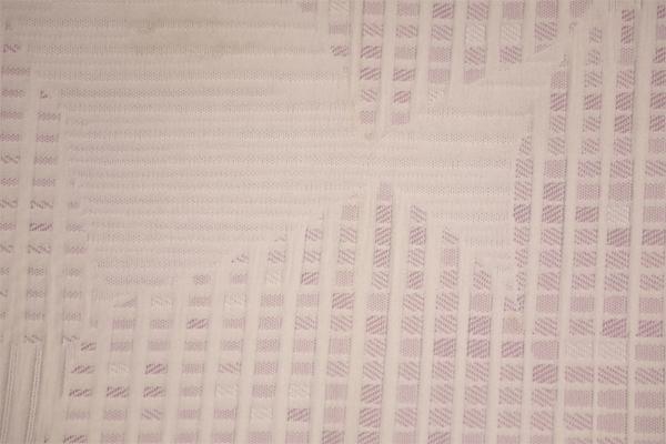 Весь полиэстер детский розовый вязаный воздушный слой