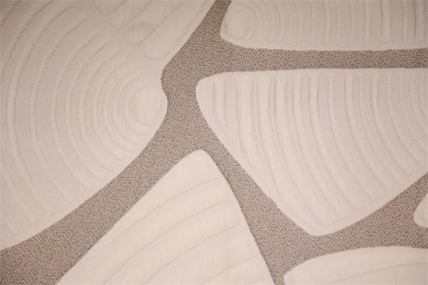 Алмазный двойной вязаный воздушный слой